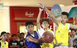 Hơn 5.000 trẻ em Việt Nam tham gia hội trại bóng rổ nhà nghề Mỹ miễn phí