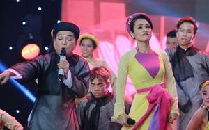 """Được khen nức lời, con gái Chế Linh vẫn """"đứng tim"""" vì suýt bị loại khỏi Trời sinh một cặp"""