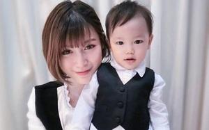 4 năm sau khi kết hôn, hot girl từng nổi đình đám Đông Nam Á nay đã trở thành hot mom sang chảnh