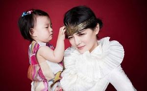Từ Hy Viên buồn lòng vì mẹ chồng lạnh nhạt với cháu gái
