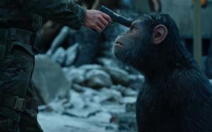"""""""Đại chiến hành tinh khỉ"""" bước vào thời kỳ tăm tối và đẫm máu nhất"""