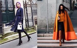 Ngắm loạt streetstyle siêu chất của quý cô châu Á khi đi dự Tuần lễ thời trang
