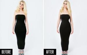 Mặc 2 chiếc quần gen bụng giống Kim Kardashian, cô gái này đã nhận được kết quả bất ngờ