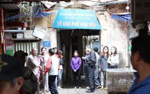 Hà Nội: Bỏ ăn Tết, lực lượng PCCC đã nhanh chóng dập tắt đám cháy trong chợ Ngô Sĩ Liên