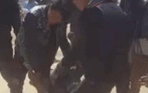 Chủ tịch huyện - lên tiếng vụ cô gái bị kéo váy, bắt về làm vợ chiều mùng 2 Tết