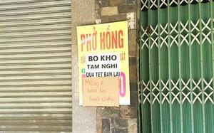"""""""Xui"""" cho những người lên Sài Gòn sớm: Quán ăn vẫn còn nghỉ Tết, phải ăn mì gói, đồ khô cầm cự"""