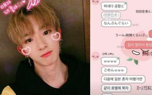 Nam thần tượng Hàn bị lật tẩy chuyện dụ dỗ fan nữ Nhật Bản dưới tuổi vị thành niên vào khách sạn