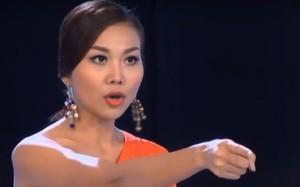 """Không ít lần giám khảo """"Next Top Việt"""" ra tay chấn chỉnh thái độ của thí sinh"""