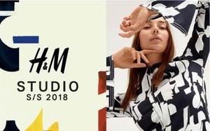 """Thương hiệu bình dân nổi tiếng H&M chính thức được """"góp mặt"""" tại Tuần lễ thời trang Xuân/Hè Paris 2018"""