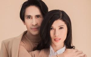 Người mẫu Trang lạ rủ chồng đại gia U50 chụp ảnh kỷ niệm 3 năm ngày cưới