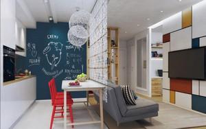 3 gợi ý bài trí căn hộ 50m2 đầy đủ và tiện dụng cho gia đình của vợ chồng trẻ