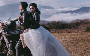 """Ngất ngây trước bộ ảnh cưới """"vừa chất vừa tình"""" của cặp đôi 9X tại thành phố mờ sương Sapa"""