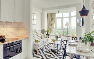 Choáng ngợp trước căn hộ 3 phòng trắng tinh khôi đẹp như cổ tích, cứ bước chân vào là mùa hè lùi xa