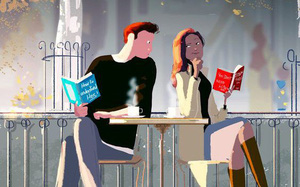Bộ tranh: Tình đến - tình đi và sự khác biệt một trời một vực giữa cách hành xử của phụ nữ và đàn ông