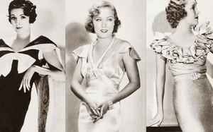 Câu chuyện lịch sử thời trang thế kỷ 20: Từ sự tôn sùng vẻ đẹp gợi cảm đến phong cách siêu giản dị vào cuối những năm 90