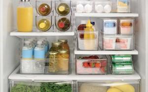 Thì ra đây là cách giúp tủ lạnh nhà bạn lúc nào cũng rộng rãi dù dự trữ rất nhiều đồ ăn