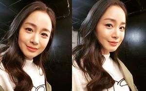 Kim Tae Hee lần đầu khoe ảnh cận mặt, gửi tâm thư cho fan hâm mộ sau khi sinh con gái