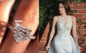 Hồ Ngọc Hà bất ngờ khoe nhẫn kim cương khủng ở ngón tay áp út, dấy nghi vấn kết hôn