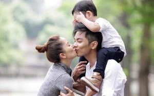 """Fan ngất ngây trước lời chúc sinh nhật """"nhiều đường"""" của Phan Hiển dành cho Khánh Thi"""