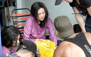 Ngô Thanh Vân gặp chấn thương nghiêm trọng khi đóng cảnh hành động ở Sa Đéc