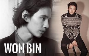 """Won Bin: Chàng trai tỉnh lẻ với tuổi thơ cơ cực trở thành """"thánh sống"""" được bao người săn đón bỗng dưng """"ở ẩn"""" gần cả thập kỉ"""