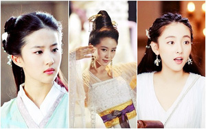 10 nàng công chúa xinh đẹp đã để lại ấn tượng sâu đậm trong lòng khán giả yêu phim cổ trang Trung Quốc
