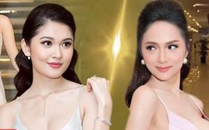 'Bắt chước' phong cách công chúa của Hương Giang, á hậu Thùy Dung vẫn 'dưới cơ' đàn chị dù diện trang sức 200 triệu