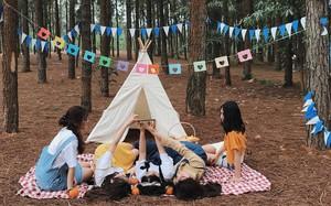 4 resort có khu vui chơi cho trẻ nhỏ chỉ cách trung tâm Hà Nội khoảng 1 giờ đi xe