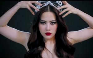 """Nam Em tự nhận là """"Miss thất tình"""", đội vương miện trong MV mới sau scandal với Trường Giang"""