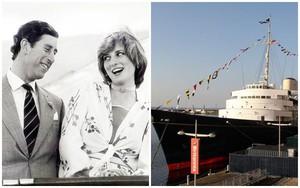 Điều ít biết về du thuyền hoàng gia mang lời nguyền khiến các cặp đôi đều ly hôn sau tuần trăng mật ngọt ngào