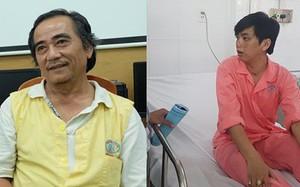 """Lê Phan Trọng Nhân, nạn nhân bị đồn thổi """"chết não"""" vụ cháy Carina xuất viện"""
