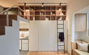 Chỉ 22m² nhưng từng centimet trong căn hộ đều khiến bạn phải trầm trồ vì không thể hợp lý hơn