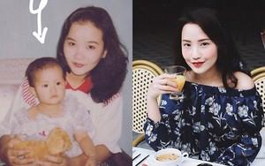 Ai cũng sẽ khen bạn gái thiếu gia Phan Thành dậy thì thành công sau khi xem loạt ảnh thuở bé này của Primmy Trương