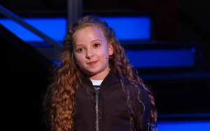 """Cô bé 8 tuổi khiến cả trường quay """"Little Big Shots"""" há hốc mồm kinh ngạc vì tài năng """"thần kỳ"""""""