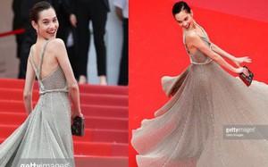 """Không phải Phạm Băng Băng, đây mới là mỹ nhân châu Á có những khoảnh khắc """"thần sầu"""" nhất tại thảm đỏ Cannes"""