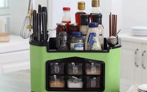 9 mẫu hộp đựng gia vị đa năng cho nhà bếp gọn xinh với giá thành chưa đến 300 nghìn đồng
