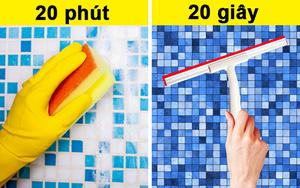 14 mẹo vặt chỉ tốn vài phút ngắn ngủi cũng đủ khiến ngôi nhà của bạn sạch bong như mới