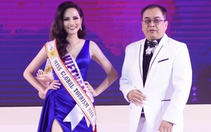 Diệu Linh được giải tại Miss Tourism Queen International 2018 mà bị quên trao vương miện