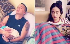 1001 dáng ngủ siêu khó đỡ của sao Việt: Cứ đặt lưng xuống là ngủ bất kể địa hình!