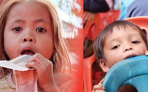 Ánh mắt ám ảnh của những đứa trẻ Lào theo mẹ hàng chục cây số đến gặp bác sĩ Việt khám bệnh