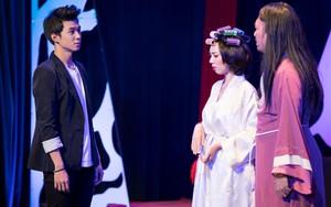 Sau nhiều đồn đoán chia tay, Anh Tú bất ngờ xuất hiện trong show diễn của Diệu Nhi