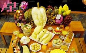 Muốn giảm cân cũng không được khi đứng trước hàng buffet sầu riêng vạn món ngon này