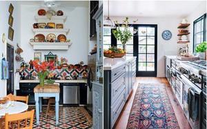 Đây là những căn bếp đủ sức khiến bạn đắm chìm cả ngày trong đó