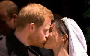 Những khoảnh khắc đẹp tuyệt vời trong đám cưới của Hoàng tử Harry và Công nương Meghan Markle