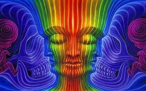 Đi tìm điều khiến bản thân căng thẳng lo lắng bấy lâu qua bức tranh ảo giác khuôn mặt