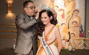 Sau sự cố hy hữu, Diệu Linh được trao lại vương miện ngay tại Việt Nam