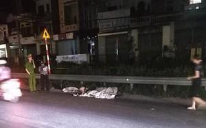 Hà Nội: Người đàn ông đi qua đường sắt bị tàu SE19 tông tử vong