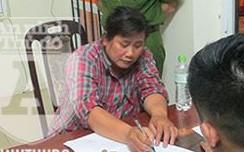 Hà Nội: Nữ quái táo tợn siết cổ lái xe ôm trong phòng trọ để cướp tài sản
