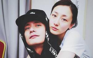 """""""Lục Bắc Thần"""" Huỳnh Tông Trạch thân mật với bạn gái màn ảnh, fan kêu gào đòi phim chiếu sớm"""
