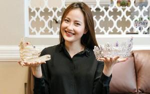 """Đăng quang Hoa hậu Hoàn cầu 2017 chưa đầy 1 năm, Khánh Ngân đã """"tậu"""" được nhà cả chục tỷ đồng"""
